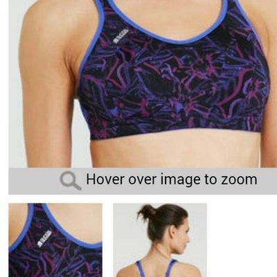 sa-shock absorber高強度運動內衣-莎拉波娃指定愛用