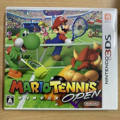 【飛力屋】日版 任天堂 3DS 馬力歐網球 公開賽 瑪莉歐網球 瑪利歐網球 日規 純日版