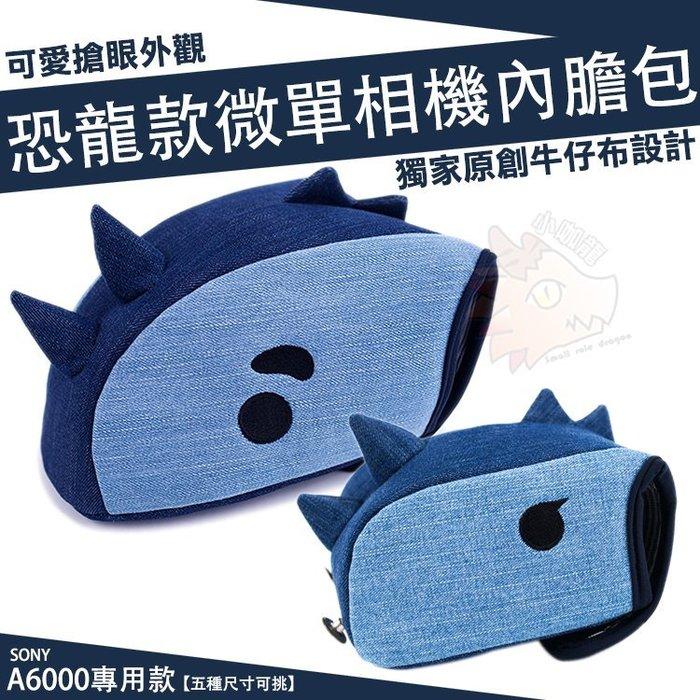 恐龍款 微單 相機包 相機袋 內膽包 SONY NEX 5T 5R A5100 A6400 A6300 A6500 KN