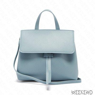 【WEEKEND】 MANSUR GAVRIEL Mini Mini Lady Bag 迷你 手提包 肩背包 藍色