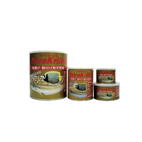 魚樂世界水族專賣店# 德國 Tetra Krill-E 天然南極蝦飼料 100g