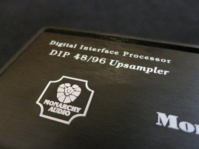 Monarchy Audio DIP Upsampler (數位訊號處理器/昇頻/降低時基誤差/Jitter)