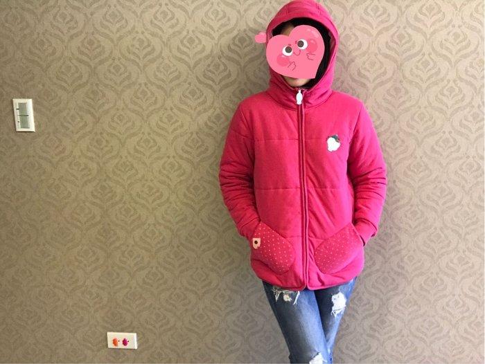 日本卡拉貓~暖暖Gon醬鋪棉外套 L