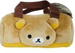 全新 拉拉熊手提零錢包 拉拉熊收納包 造型手提包 文具包 兒童禮物 懶懶熊