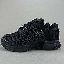 D-BOX  adidas originals CLIMA COOL 1 黑色 網面 休閒 減震 跑步鞋