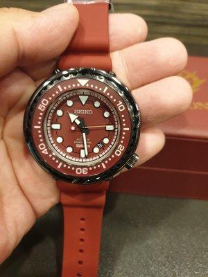全新現貨 SEIKO SBDX029 鋼彈40周年限量 手錶 PROSPEX 1000米 潛水錶