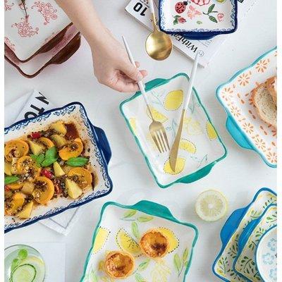 盤子陶瓷餐盤家用餐具水果碟可愛創意早餐盤(大)_☆[好餐廳_SoGoods優購好]☆