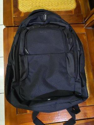 Targus Quash 15.6 吋雙層筆電用後背包(全新未使用)(電競筆電適用)