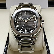 Patek Philippe [NEW] Aquanaut Black Dial Stainless Steel Mens 5167/1A