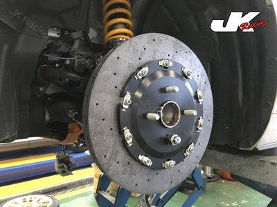 JK Racing 碳纖維 陶瓷碟盤 四活塞用 330mm 陶碟 陶瓷煞車 全車系歡迎洽詢
