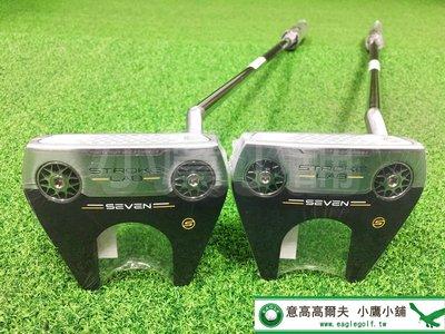 [小鷹小舖] Callaway Golf STROKE LAB 19 #7 MINI 卡拉威 高爾夫 推桿 複合材料桿身