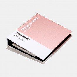 PANTONE 彩通 GB1507A 金屬色色票本 - 光面銅版紙 Metallic Chips Book
