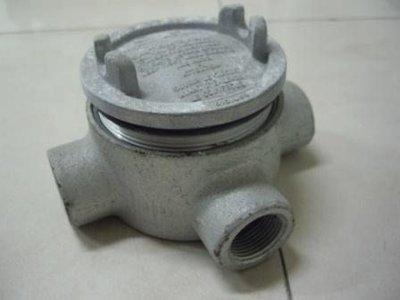 防爆接線盒 底部直徑13CM 孔徑3CM 每個兩百元 大量可用貨運寄送 運費採貨到付款