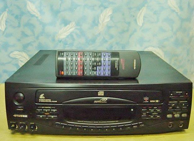 【小劉二手家電】HYUNDAI PREMIER-99三片式卡拉OK點歌機,附原廠遙控器,舊/壞機也可修理/回收!