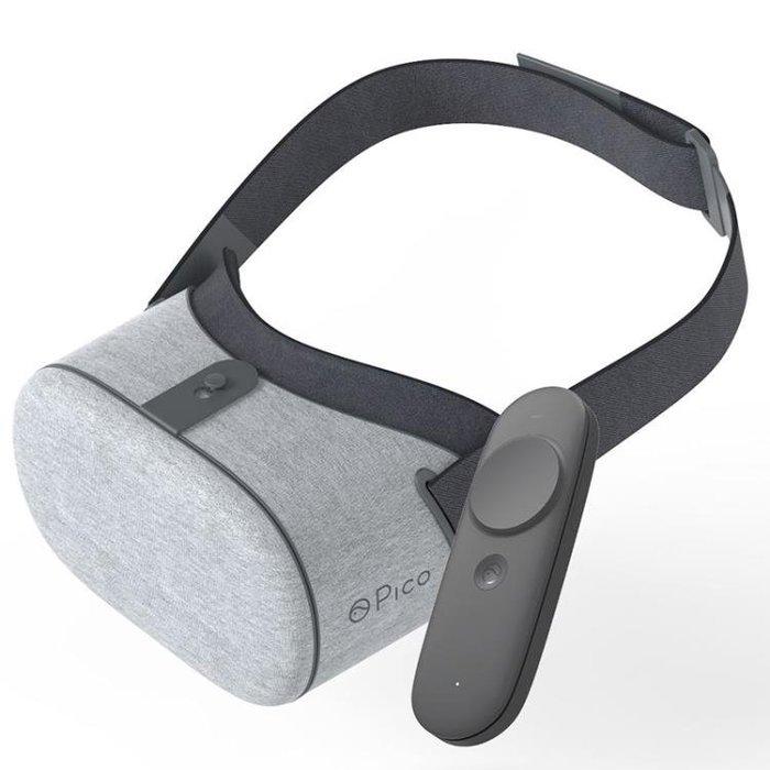小鳥看看Pico U VR虛擬現實眼鏡3D頭戴式一體機VR游戲電影 js1139