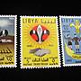 【大三元】歐洲郵票-  利比亞- 童子軍- 新票3枚...