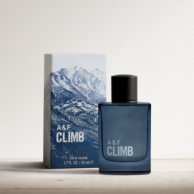 【Abercrombie&Fitch】【A&F】AF男款香水《CLIMB》50mL. F01161201-24