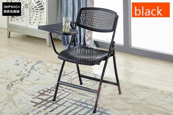 INPHIC-摺疊補習班椅-會議椅-教室椅_Y328