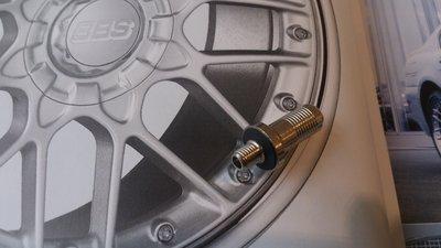 BBS德國原廠全新正品 RS2 MVR鋁圈專用 隱藏式氣嘴打氣工具