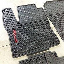 *狗狗的雜貨店*MK3 MK3.5 Ford 福特 (另售MK2) 立體腳踏墊 防水 耐磨 橡膠腳墊 地墊 防水墊 V