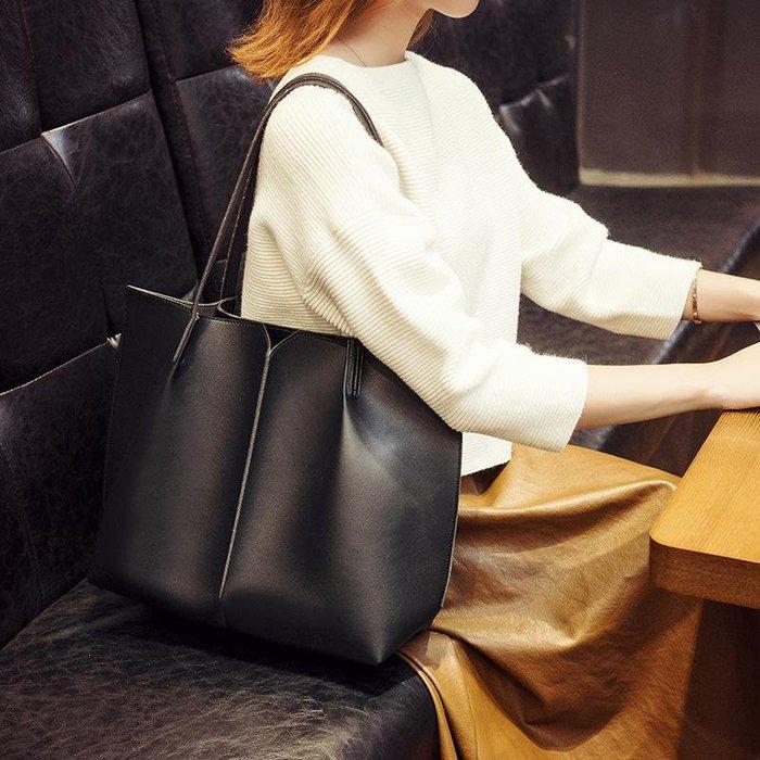 包包女手提大包簡約單肩大容量韓版時尚女包[易買購物網]