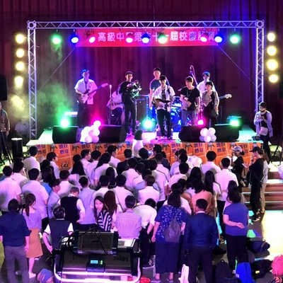 【JYC Music】 支援廣告拍攝波谷高中校慶
