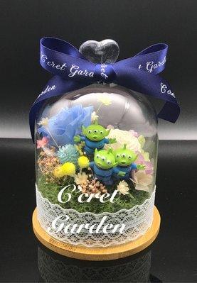 三眼仔 Alien Disney Toystory 保鮮花