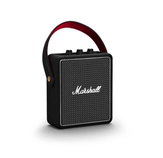 【名人樂器】英國 MARSHALL STOCKWELL II 攜帶型 防水 藍芽喇叭 新款