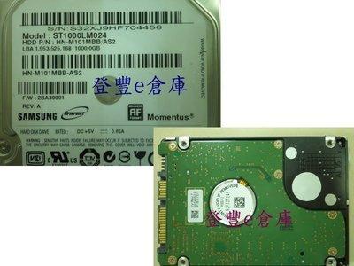 【登豐e倉庫】 F22 Samsung ST1000LM024 1TB SATA2 電流沖擊 救資料 檔案救援 資料消失