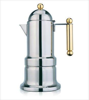 咖啡量販倉儲◎新款日本寶馬牌宮殿薩 Kontessa 摩卡壺 6人壺◎電磁爐可用