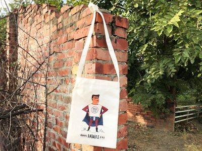 轉印王-斜背帆布小包  客製化 印刷 布包 布袋 LOGO 社團 斜背包 購物袋 環保袋 企業贈品 廣宣 活動 禮品