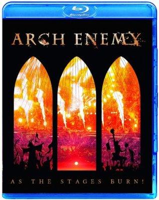 大敵樂隊 Arch Enemy As The Stages Burn! (藍光BD50)@XI31227