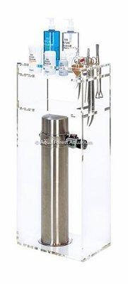 ◎ 水族之森 ◎日本 ADA Maintenance Stand Clear Type A = 透明壓克力多層式工具架