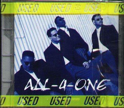 八八 - All-4-One - And the Music Speaks - 日版 CD+1BONUS
