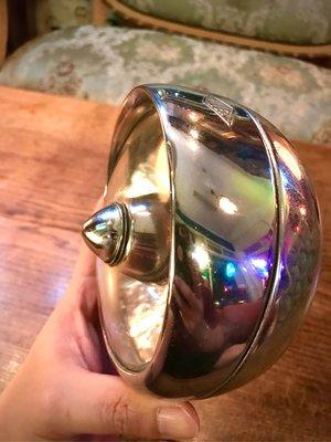 英國 60 年代 Miller 老霧燈 奶頭燈 尖頭燈 摩斯燈 摩德 mods 偉士牌 Vespa 蘭美達 古董車 老爺車