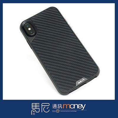 【馬尼通訊】Mous 天然材質防摔保護殼-碳纖維/APPLE iPhone Xs/XR/Xs Max/手機殼/鏡頭保護