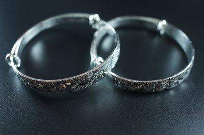 「還願佛牌」古曼童 古曼麗 古曼 手環 供奉 還願 手鐲 飾品 腳鐲 一對入