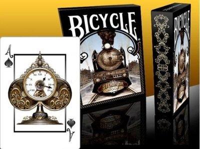 【USPCC 撲克】LE Steampunk goggles deck