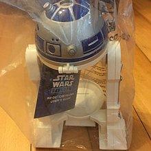 中古罕有全新未拆封 starwars R2D2 可樂罐 holder , 多年前購於日本,收藏珍品