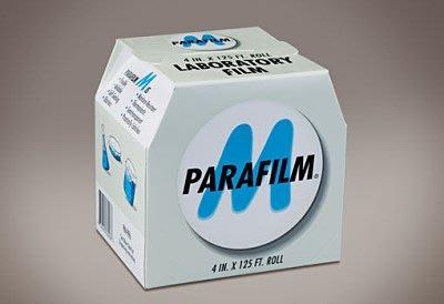 PARAFILM 封口蠟膜 4 IN X 125 FT 密封性佳 酒瓶封口