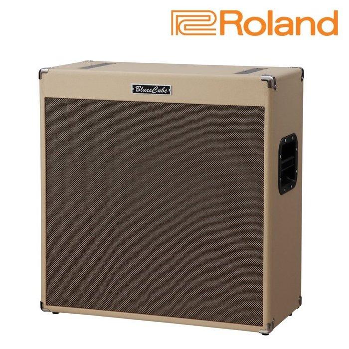 ☆ 唐尼樂器︵☆公司貨 Roland Blues Cube 410 4x10 100瓦電吉他音箱 Cab Cabinet