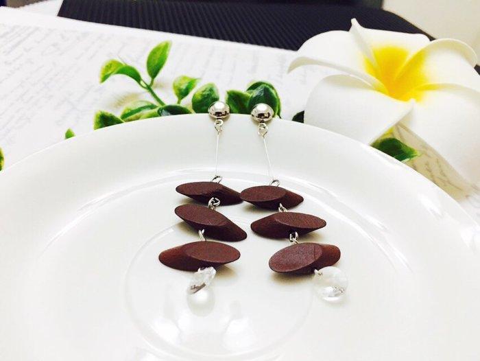 【寶寶王國】韓國造型銀針耳環(商品編號 322-2244)