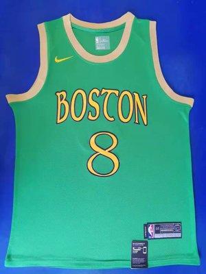 肯巴·沃克(Kemba Walker )NBA 波士頓塞爾提克隊 球衣 8號 城市版