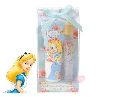 ♥新款*現貨♥日本迪士尼Disney store 護手霜+香水滾珠瓶禮盒*原裝正品【LOVE購 】