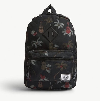 澳洲 HERSCHEL SUPPLY CO Heritage Ukulele canvas backpack(預購)