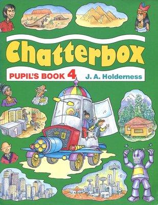 兒童美語系列 Chatterbox《4》Pupil's Book  原價200元