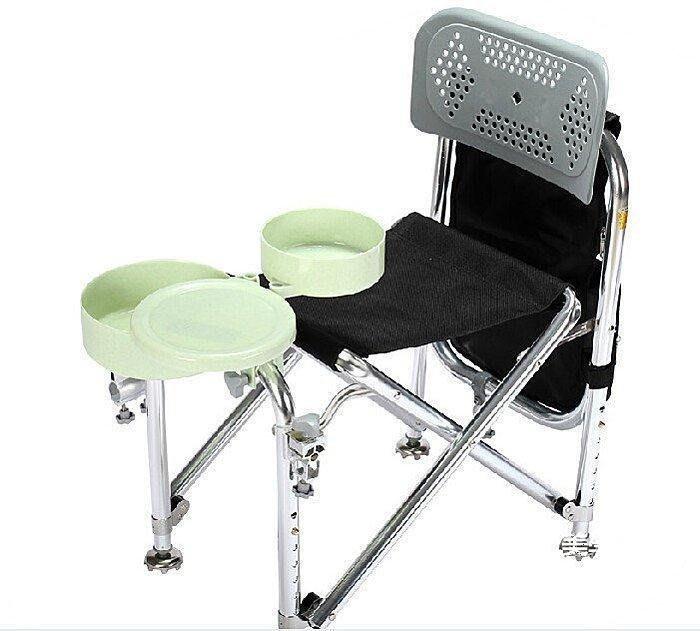【格倫雅】^釣椅 釣魚椅 釣臺 臺釣椅子 多功能折疊釣凳 漁具 垂釣用品 符合人體工程