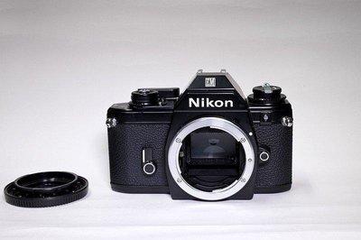 收藏級Nikon EM 單眼機身 傳統底片機 支援光圈先決