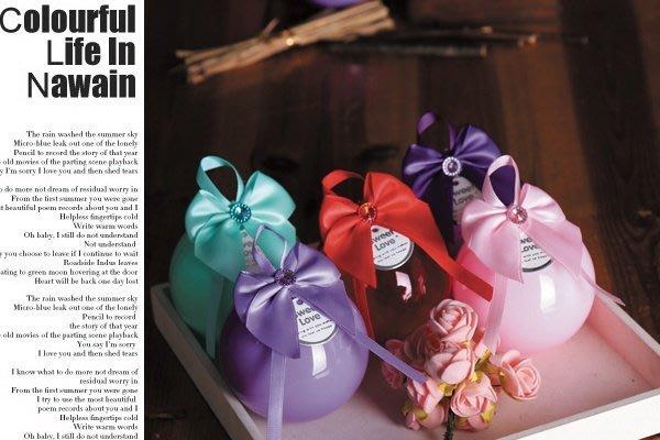 結婚創意圓球型糖果盒婚慶喜糖盒塑料圓形果盒水晶球糖盒聖誕節禮盒萬聖節禮盒婚禮小物【Y001019】