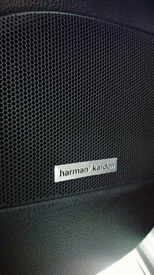harman kardon三菱日產速霸陸Mitsubishi Nissan Subaru車標 音響標喇叭標logo標車飾